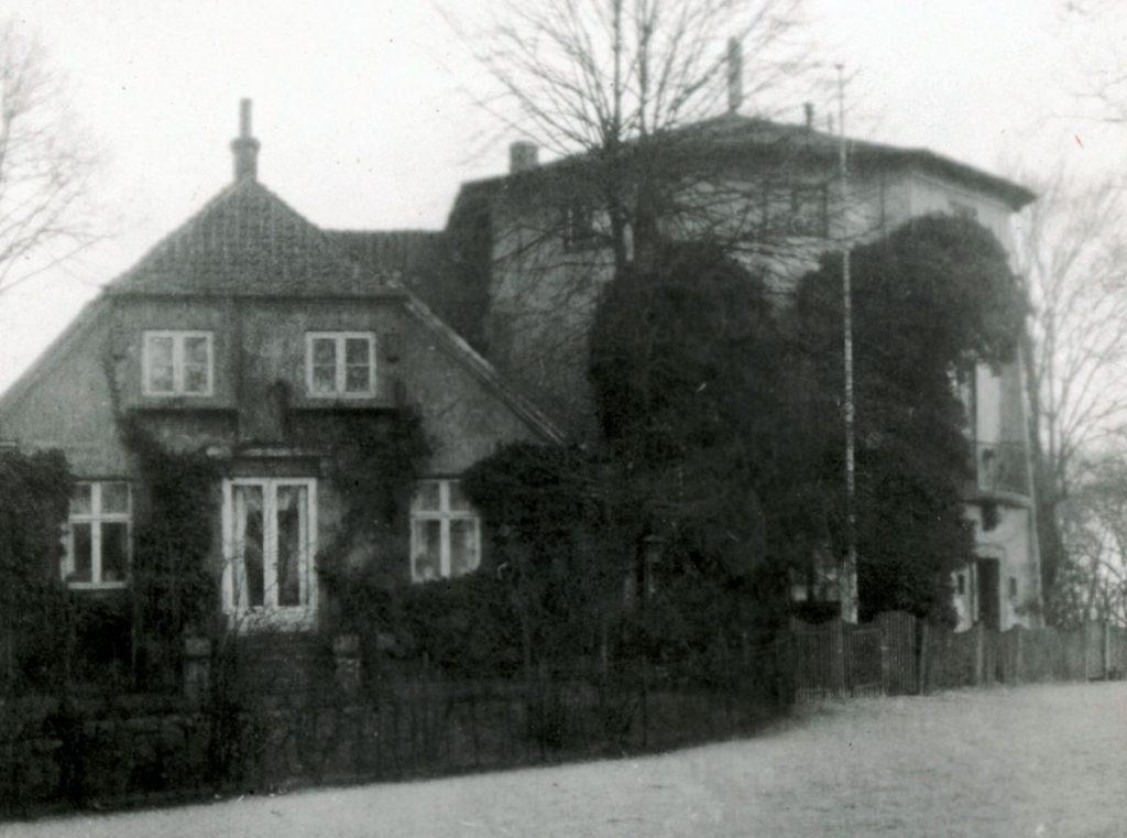 Lille Mølle på Christianshavn i 1931.
